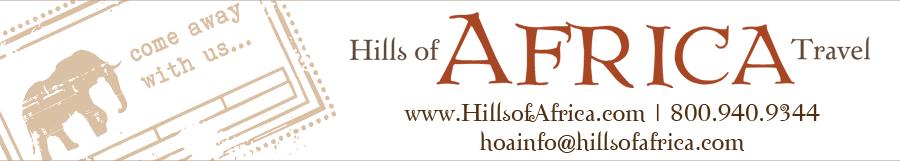 Visit Hills of Africa Travel Website