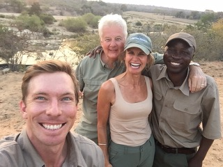 The Cookes and the Guides from Singita